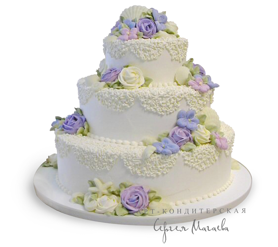 Детский торт на 3 яруса фото