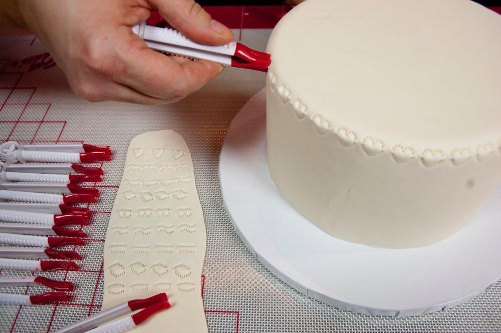 Мастика для украшения тортов своими руками